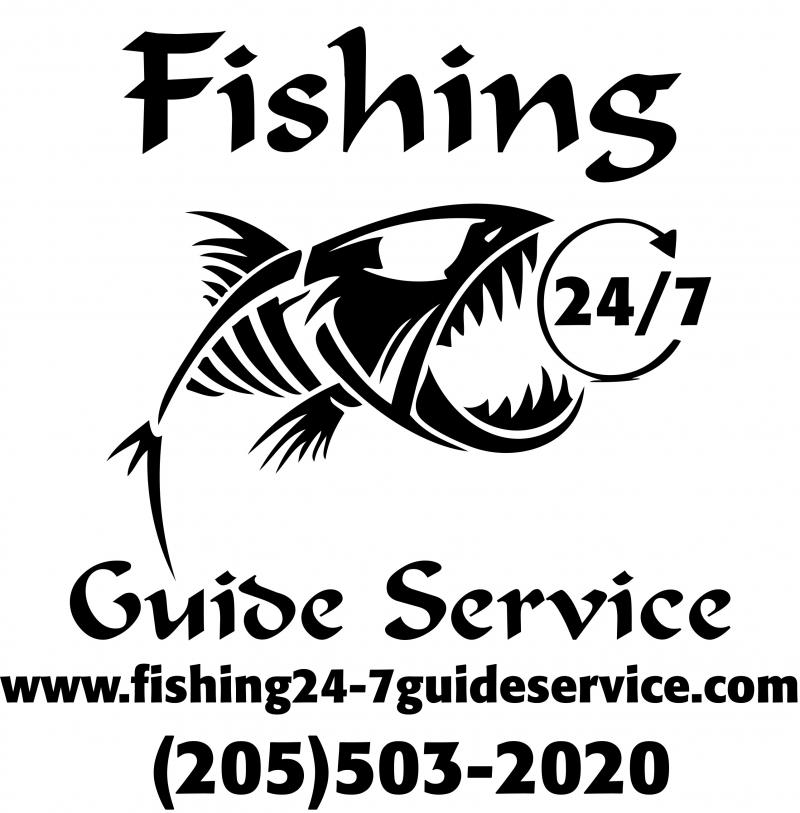 Fishing 24-7 Guide Service- Smith Lake, Alabama